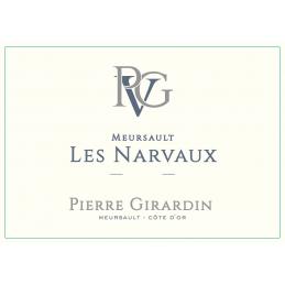 """Meursault """"Les Narvaux"""" 2019"""