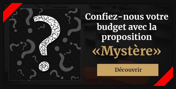 Proposition Mystère